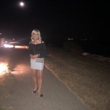 une nuit d'été au clair de lune avec mon loulou